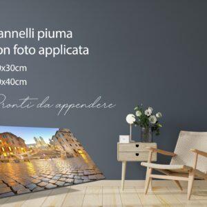 Foto su Pannello