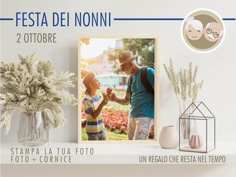 Festa dei Nonni Foto + Cornice